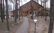Дом для семейного отдыха из сруба (180кв.м). с.Процев